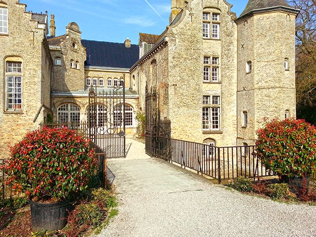 Steene -  Castle - Real estate sale France TissoT Realestate International TissoT