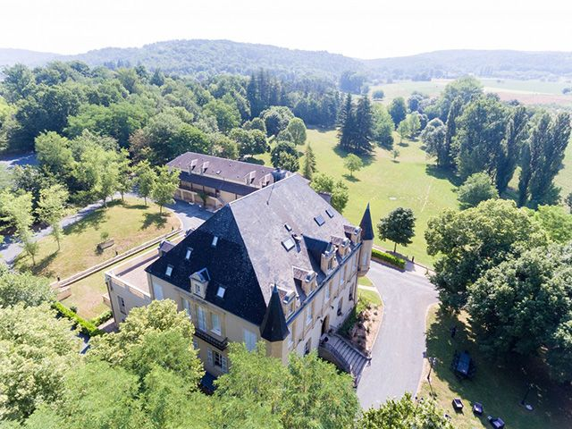 Montignac -  Schloss - Immobilien Verkauf Immobilien Zürichsee Zuerisee TissoT