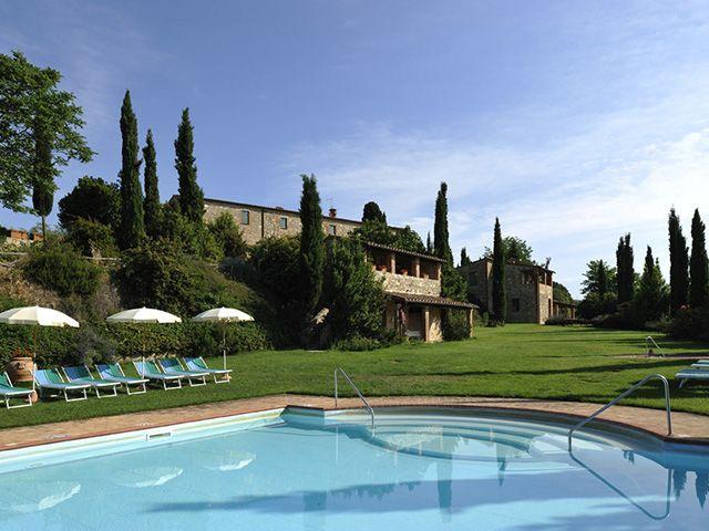 Siena -  Domaine - vente immobilier Italie Immobilier Lausanne Riviera TissoT