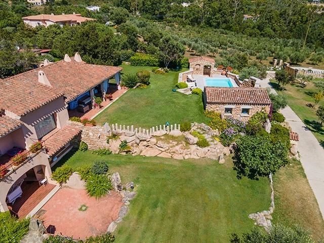 Porto Cervo - Magnifique Villa 8.0 pièces - Vente immobilière