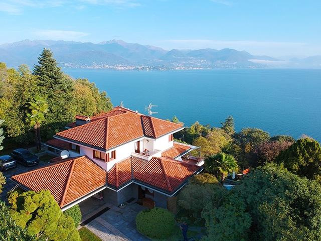 Bien immobilier - Stresa - Villa 6.5 pièces