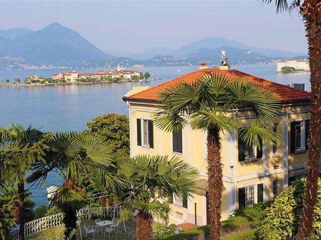 Bien immobilier - Baveno - Villa 5.5 pièces