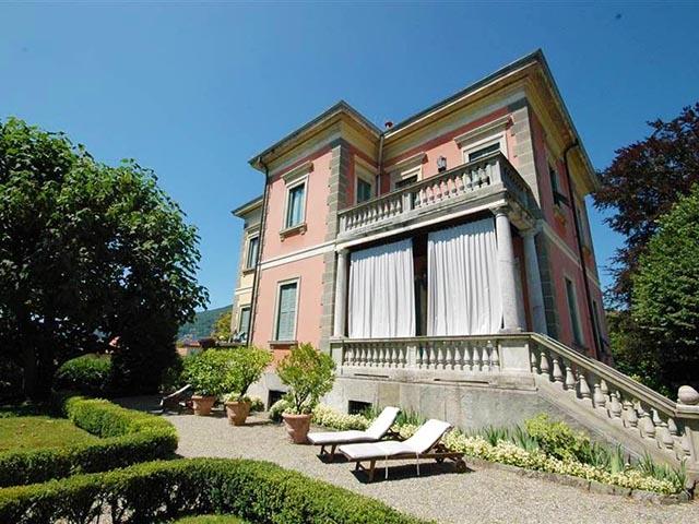 Pallanza -  Villa - Immobilienverkauf - Italien - Lux-Homes TissoT