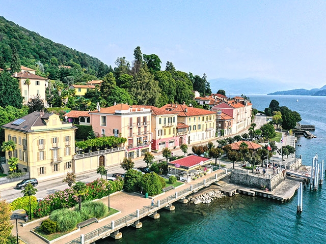 Belgirate -  Villa - Immobilien Verkauf Italien TissoT Immobilien Österreich TissoT