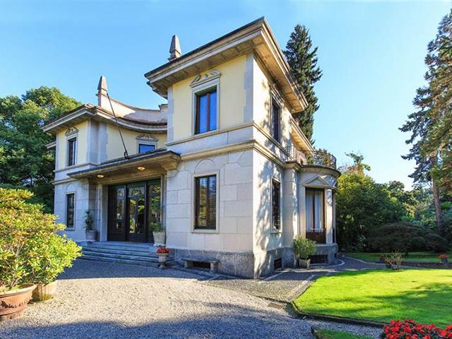 Stresa -  Villa - Vendita immobiliare - Italia - Acquistare Affittare Svizzera TissoT
