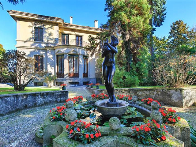 Bien immobilier - Stresa - Villa 8.5 pièces