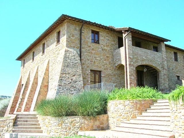 Montaione -  Haus - Immobilienverkauf - Italien - Lux-Homes TissoT