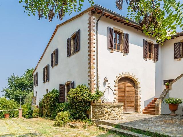 Montespertoli -  Haus - Immobilienverkauf - Italien - Lux-Homes TissoT