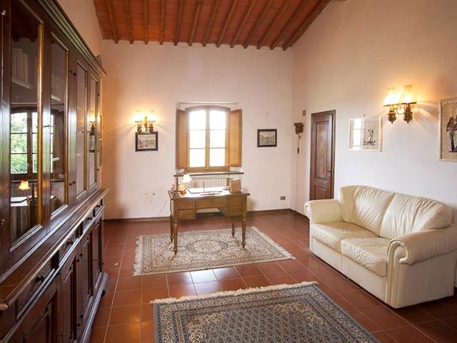 Montespertoli 50025 Toscana - Maison 8.5 pièces - TissoT Immobilier