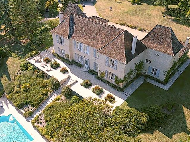 Castelnau-Montratier  - Magnifique Château 16.0 pièces - Vente immobilière France