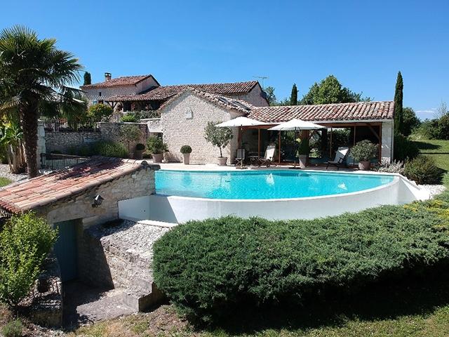 Cahors - Magnifique Maison 10.0 pièces - Vente immobilière France