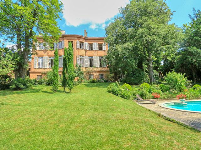 Beaumont-de-Lomagne - Magnifique Hôtel particulier 14.0 pièces - Vente immobilière France