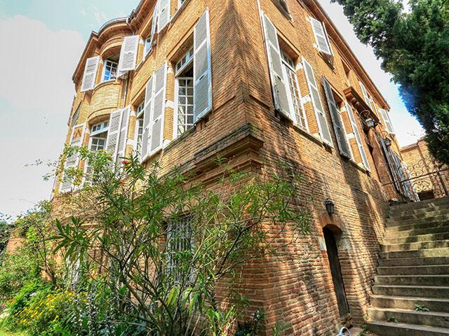Beaumont-de-Lomagne - Hôtel particulier 14.0 pièces