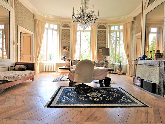 Bien immobilier - Beaumont-de-Lomagne - Hôtel particulier 14.0 pièces