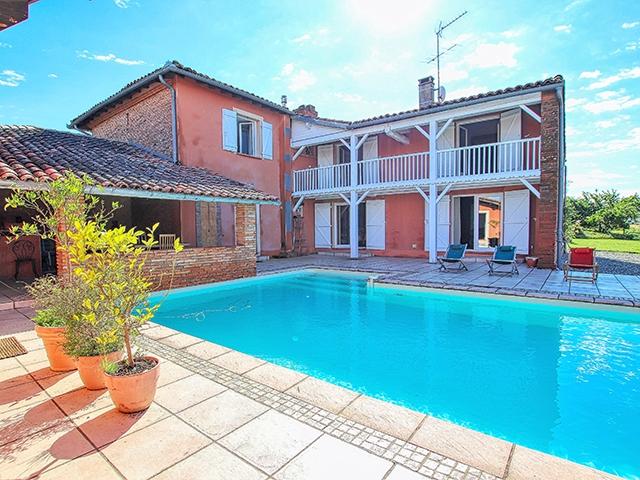 Montastruc-la-conseillère - Magnifique Maison 10.0 pièces - Vente immobilière France