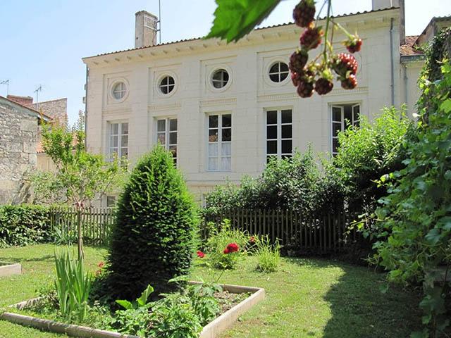 Fontenay-le-Comte - Hôtel particulier 16.0 Zimmer - Lux-Homes Schlösser Ländereien Immobilien Prestige Charme Luxus TissoT