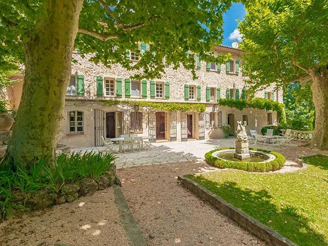 Bargemon - Magnifique Maison 11.0 pièces - Vente immobilière France