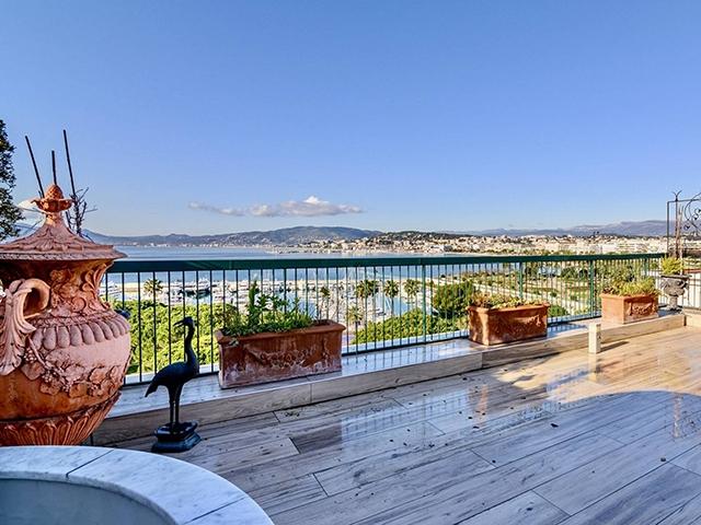 Cannes - Magnifique Duplex 7.0 pièces - Vente immobilière France