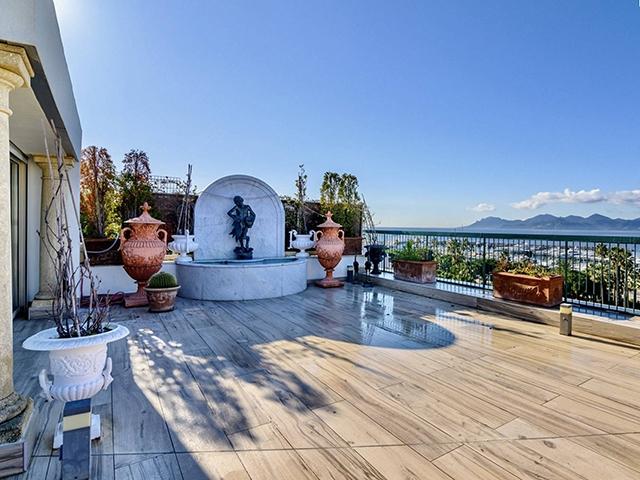 Bien immobilier - Cannes - Duplex 7.0 pièces