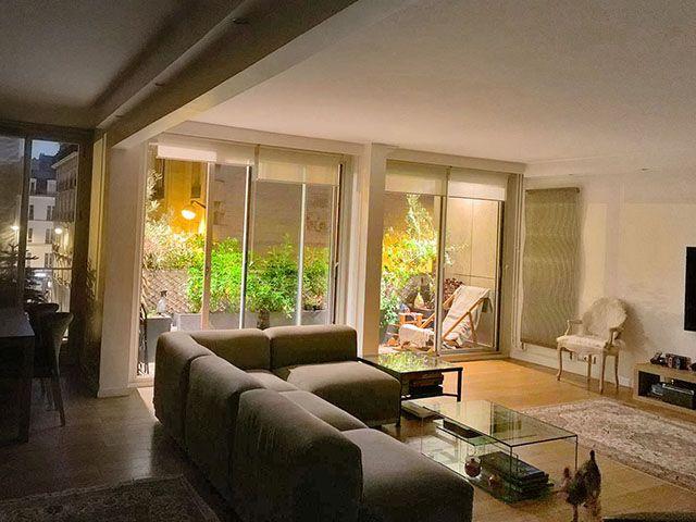 Paris TissoT Immobilier : Appartement 5.0 pièces