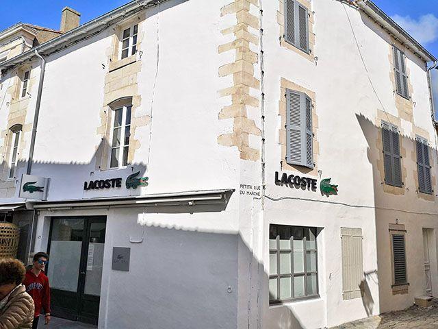 Bien immobilier - Saint-Martin-de-Ré - Maison 8.0 pièces