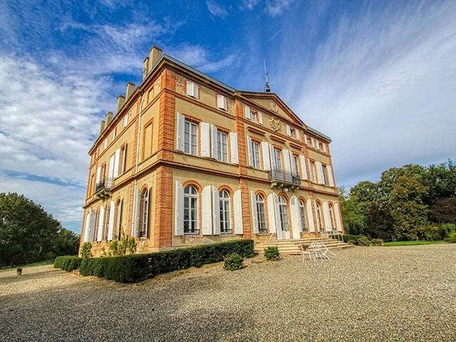 Montauban - Magnifique Château 25.0 pièces - Vente immobilière France