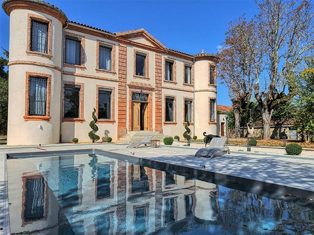 Montauban - Magnifique Château 9.0 pièces - Vente immobilière France