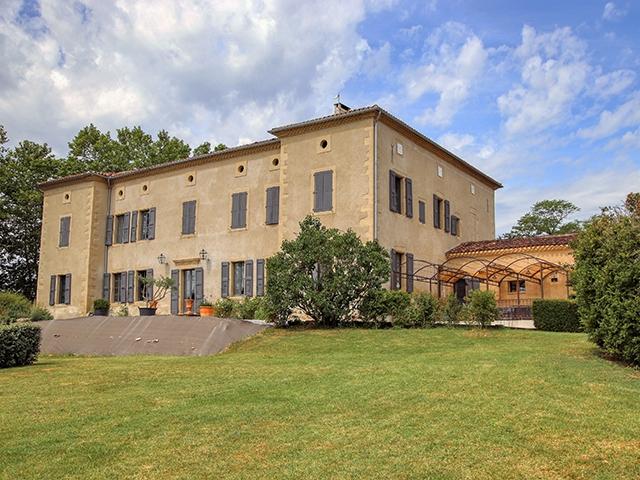 Albi - Magnifique Château 16.0 pièces - Vente immobilière France