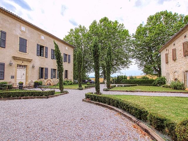 Albi - Château 16.0 pièces