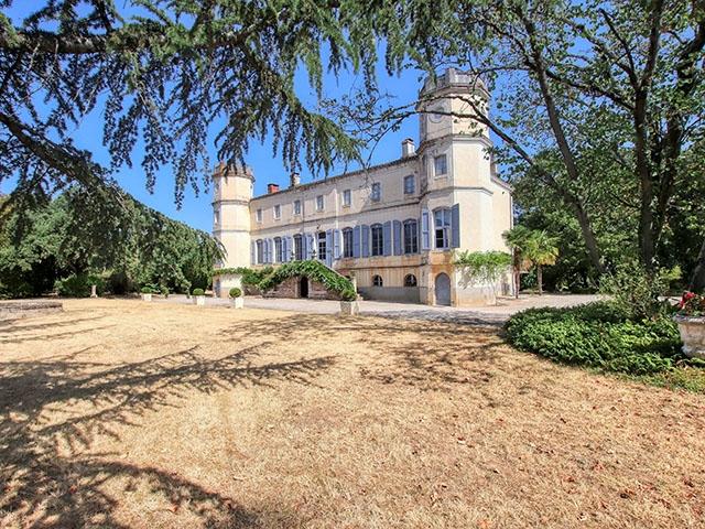 Saint-Sulpice-La-Pointe -  Château - vente immobilier France TissoT Immobilier TissoT