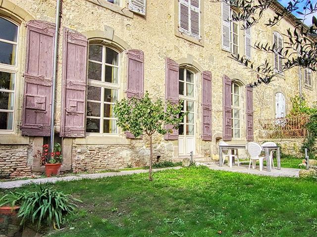 Castelnaudary -  Hôtel particulier - vente immobilier France TissoT Immobilier TissoT