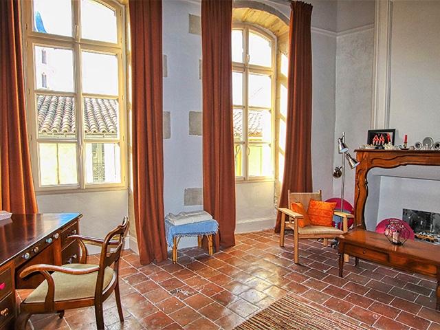 Castelnaudary 11400 LANGUEDOC-ROUSSILLON-MIDI-PYRENEES - Hôtel particulier 12.0 pièces - TissoT Immobilier