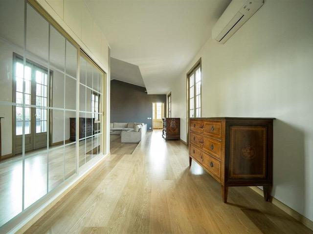 Bien immobilier - Milano - Attique 6.5 pièces