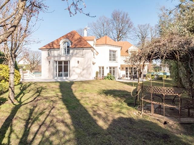 Bien immobilier - Vaucresson - Villa 6.5 pièces