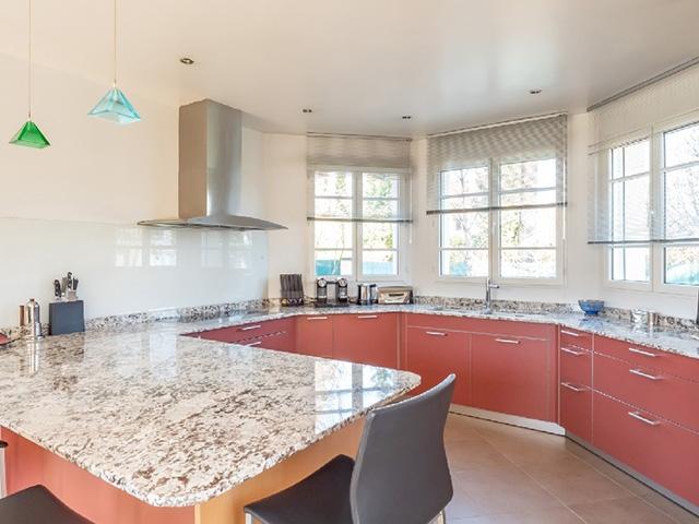 Vaucresson TissoT Immobilier : Villa 6.5 pièces
