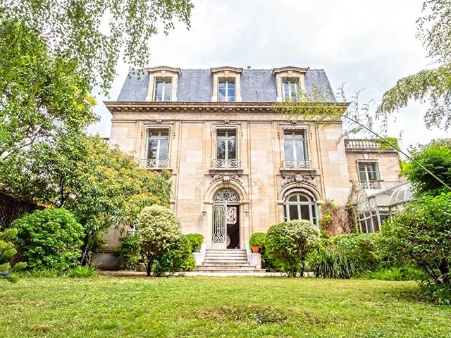 Paris - Splendide Hôtel particulier - Vente Immobilier - France