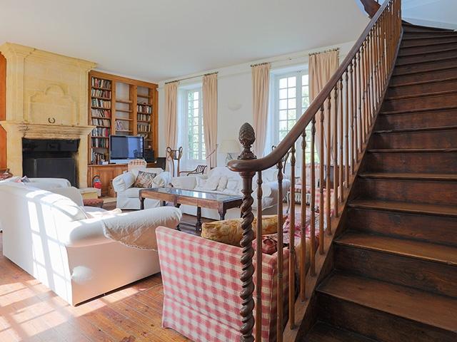 Saint-Sauveur 24520 AQUITAINE-LIMOUSIN-POITOU-CHARENTES - Maison de maître 33.0 pièces - TissoT Immobilier