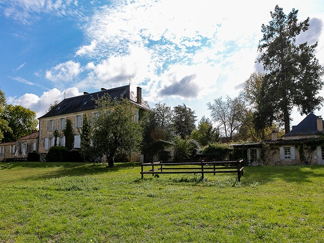Bien immobilier - Saint-Sauveur - Maison de maître 33.0 pièces