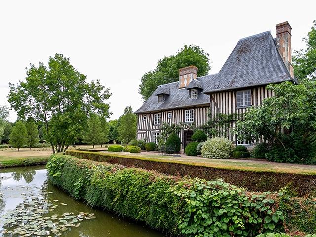Notre-Dame-d'Estrées 14340 NORMANDIE - Maison 33.0 pièces - TissoT Immobilier