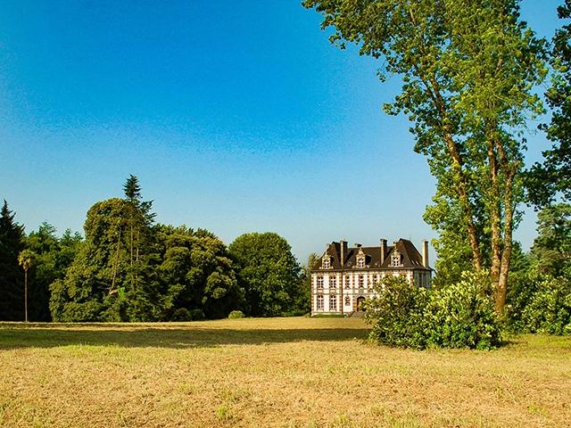 Pleyben -  Castle - Real estate sale France Luxury Real Estate TissoT