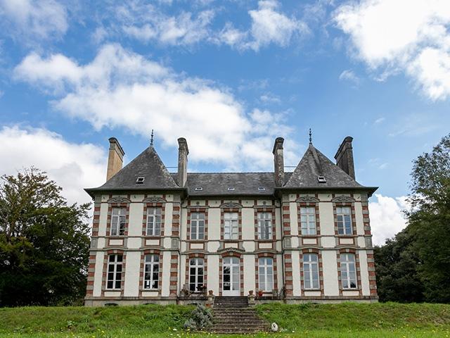 Bien immobilier - Pleyben - Château 16.0 pièces