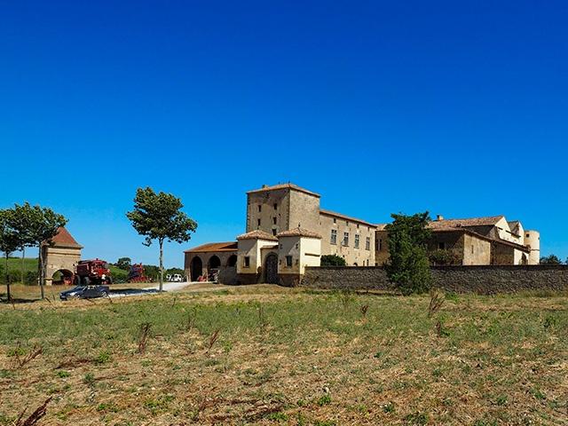 Saint-Papoul -  Castle - Real estate sale France Luxury Real Estate TissoT