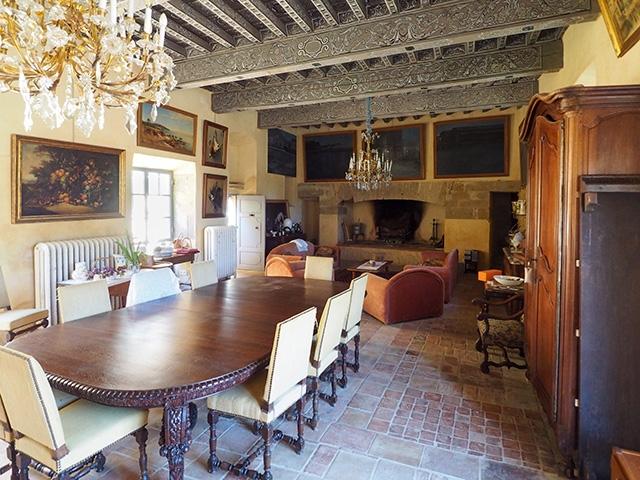 Bien immobilier - Saint-Papoul - Château 25.0 pièces