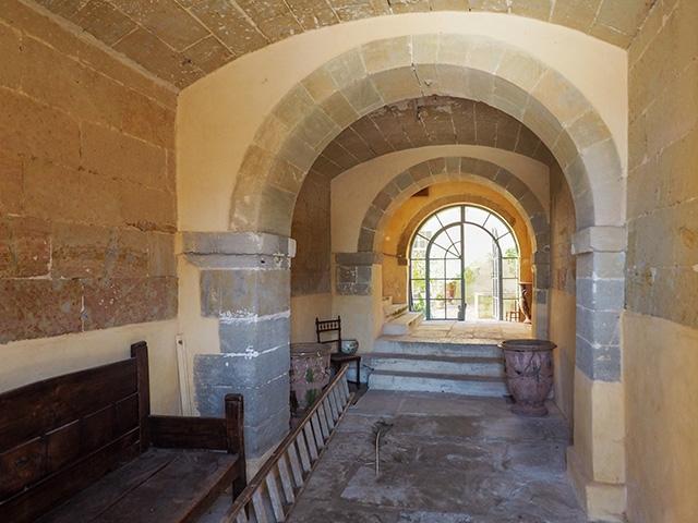 Saint-Papoul TissoT Immobilier : Château 25.0 pièces