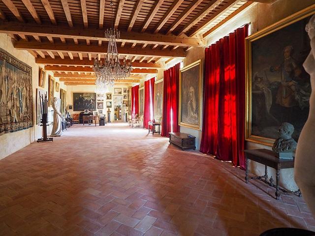 Saint-Papoul 11400 LANGUEDOC-ROUSSILLON-MIDI-PYRENEES - Château 25.0 pièces - TissoT Immobilier
