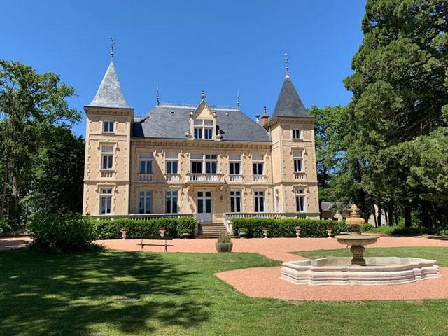 Vichy -  Castle - Real estate sale France Luxury Real Estate TissoT