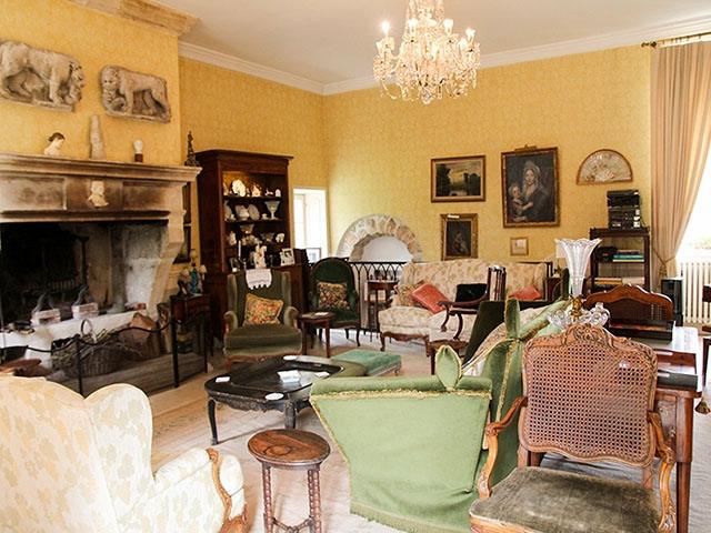 Fontainebleau TissoT Immobilier : Château 15.0 pièces