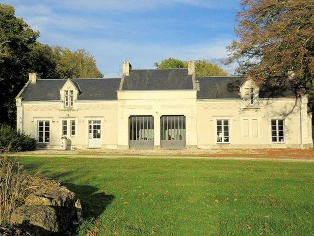 Bossay-sur-Claise - Château 15.0 pièces