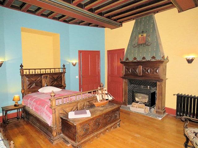 Bossay-sur-Claise 37290 CENTRE-VAL DE LOIRE - Château 15.0 pièces - TissoT Immobilier