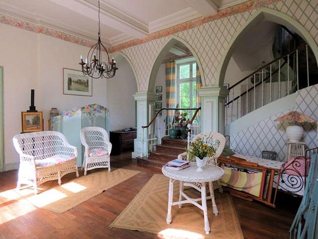 Bien immobilier - Saint-Pierre-le-Moûtier - Château 14.0 pièces